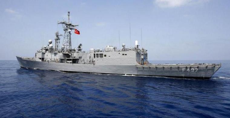 turkish-warship