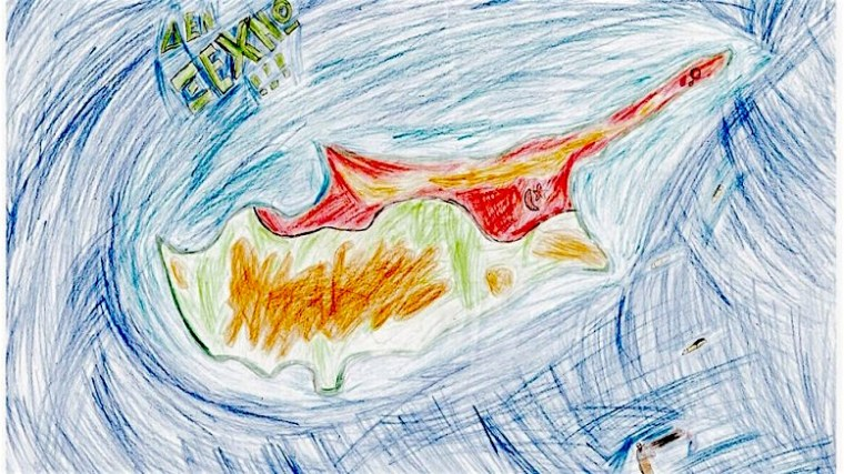 DEN XEHNO-kid drawing