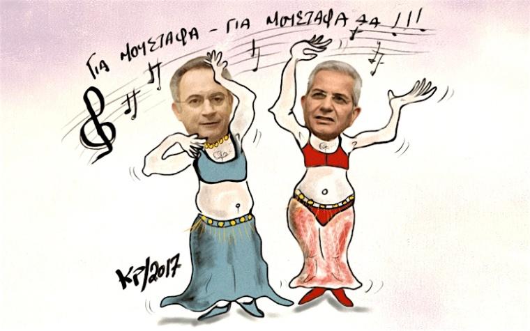 AVEROF-ANDROS belly dancers-GKOUMAS
