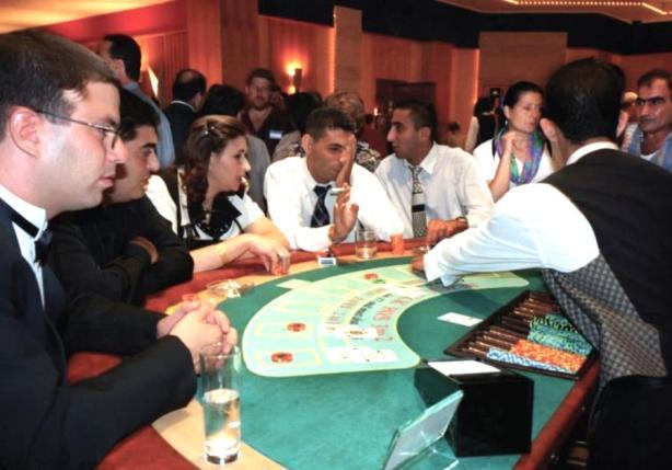Israelis tourists-casino