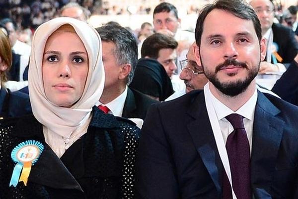 Image result for Έσρα Ερντογάν