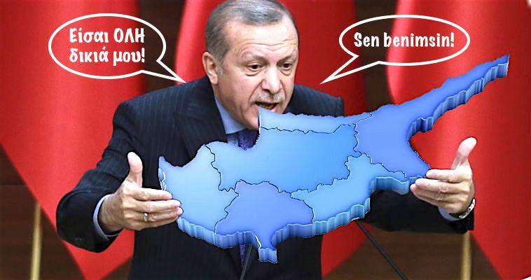 Αποτέλεσμα εικόνας για Οι σημαιοφόροι της προσαρμογής στις τουρκικές επιδιώξεις